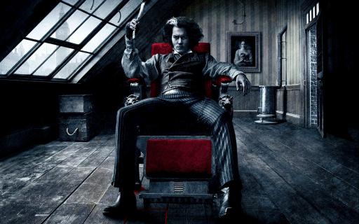 TOP 10: Johnny Depp – najdziwniejsze role