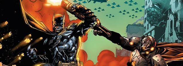 """Batman: Detective Comics #04: Gniew"": Ręce pełne roboty"