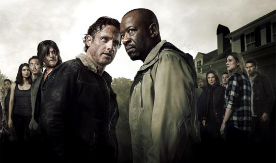 """The Walking Dead"", ""Imperium"" i inne seriale w październiku na FOX"