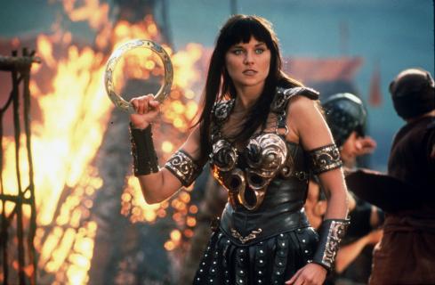 Seriale oparte na mitach, legendach i wierzeniach