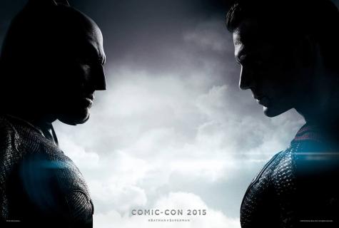 """Bohaterowie """"Batman v Superman: Świt sprawiedliwości"""" na okładce magazynu"""
