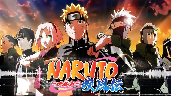 "Serial anime wart obejrzenia: ""Naruto"""
