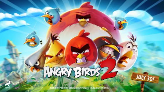 """Masowe zwolnienia u twórców """"Angry Birds"""""""