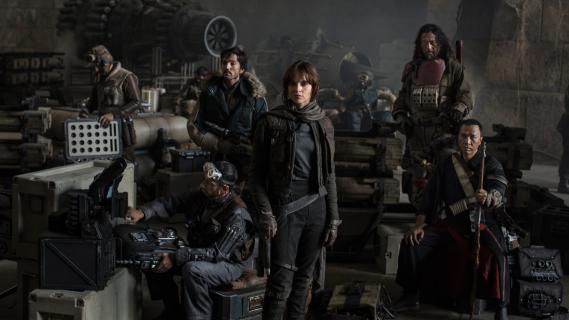 Plotki o Rogue One: A Star Wars Story i zdjęcie kostiumów