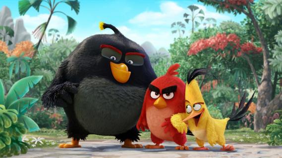 """""""The Angry Birds Movie"""" – zobacz zwiastun"""