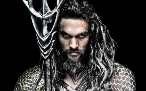 Jason Momoa trenuje do roli Aquamana – wideo