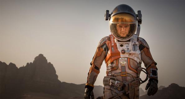 Marsjanin – recenzja Blu-ray