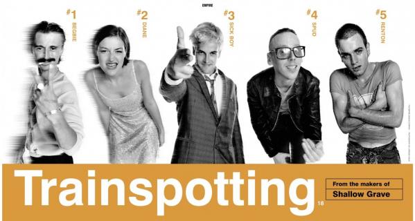 Zdjęcia z planu filmu Trainspotting 2