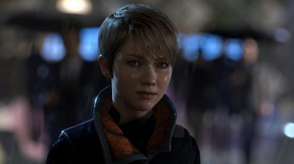 """""""Detroit: Become Human"""": Zwiastun futurystycznej gry twórców """"Heavy Rain"""""""