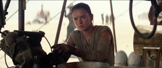 Daisy Ridley o Rey, bohaterce nowych Gwiezdnych Wojen