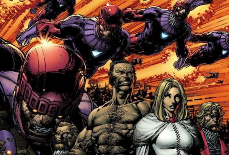 """Hellfire"" i ""Legion"" – Marvel tworzy seriale oparte na komiksach ""X-Men"""