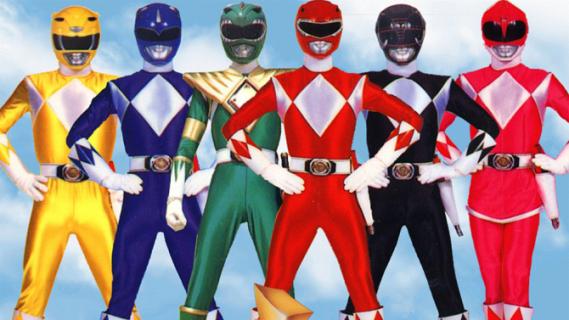 Power Rangers powrócą! Będzie nowy film i serial telewizyjny