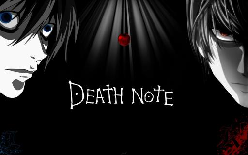 Seriale anime warte obejrzenia: Notatnik śmierci
