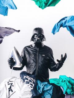 [GALERIA] Lord Vader w codziennym życiu