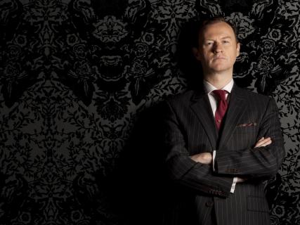 Mark Gatiss – wywiad z brytyjskim aktorem, scenarzystą i twórcą serialu Sherlock