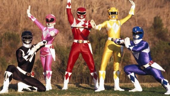Power Rangers - kinowy film powiązany z serialami? Nowa plotka
