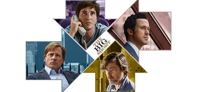 The Big Short: obejrzyj cztery klipy z filmu