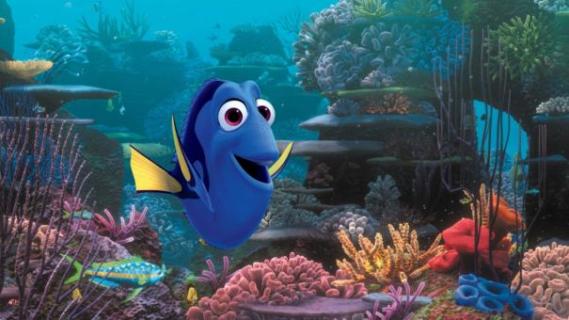 Gdzie jest Dory?: Tę rybkę już znamy – recenzja