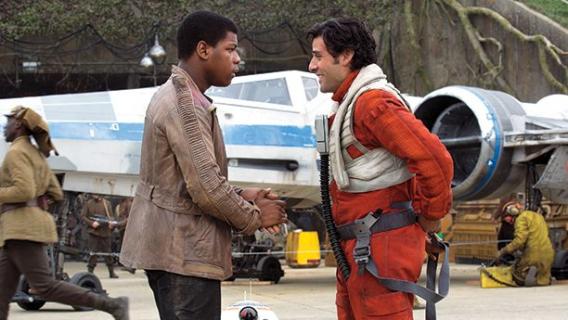 Homoseksualizm w filmach z serii Gwiezdne Wojny?