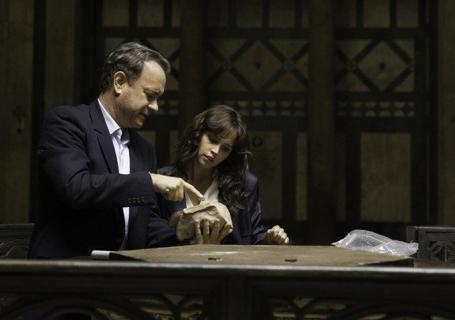 Tom Hanks i Felicity Jones na nowym plakacie Inferno