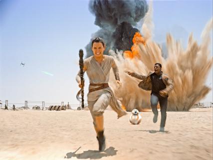 Hasbro krytykowane za brak Rey w grze Monopoly Star Wars
