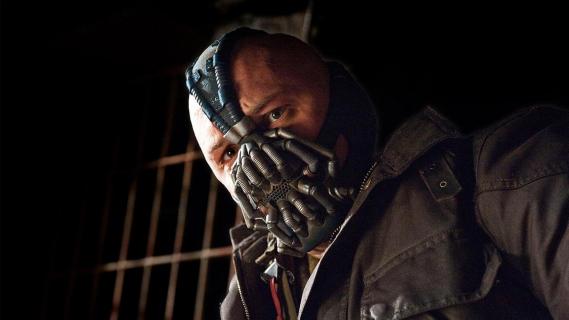 Donald Trump cytuje Bane'a z filmu Mroczny Rycerz powstaje