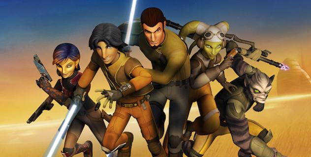 Star Wars Rebelianci – świetny zwiastun reszty 2. sezonu powiązanego z Przebudzeniem Mocy
