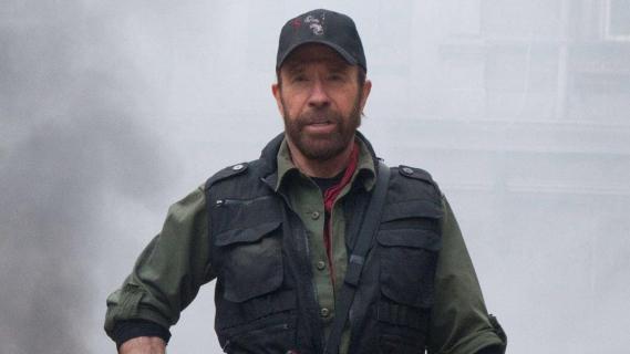 Chuck Norris – bez żartów