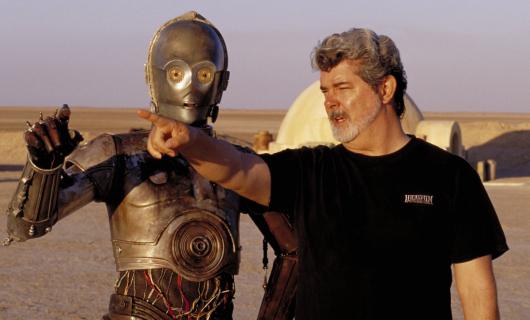 Jaką wizję na trzecią trylogię Gwiezdnych Wojen miał George Lucas?