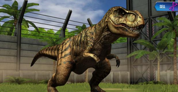 Dziecko wydało fortunę na aplikację Jurassic World