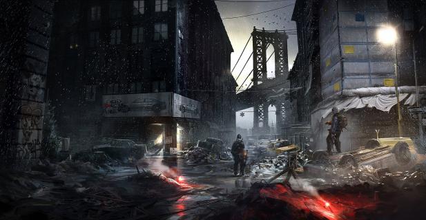 Na premierę The Division tylko jedna lokacja Nowego Jorku