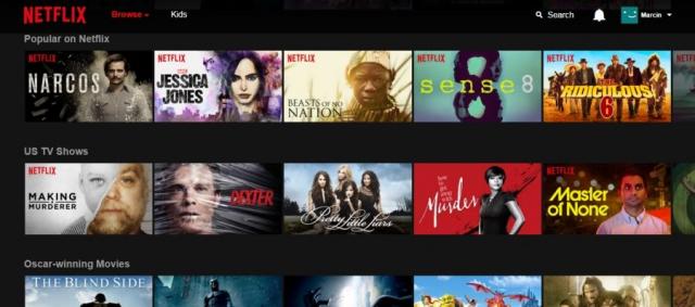 Netflix w Polsce – jak zacząć, lista filmów i seriali