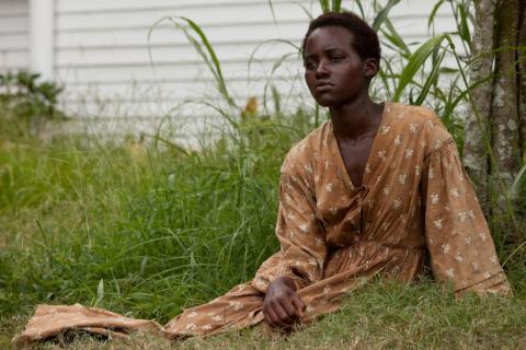 Lupita Nyong'o negocjuje rolę w solowym filmie o Black Panther