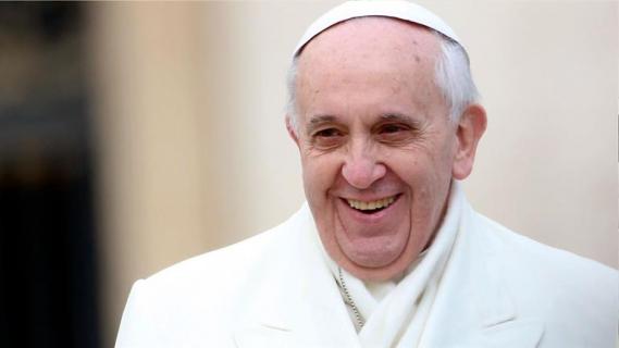 Papież Franciszek zagra w filmie Beyond the Sun