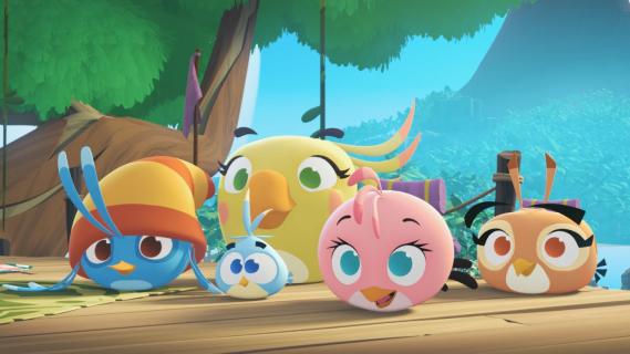 Angry Birds Stella: sezon 1 – recenzja DVD