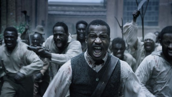 Animowany plakat filmu Birth of Nation