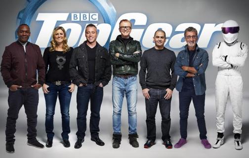 Sprawdź oglądalność nowego sezonu Top Gear
