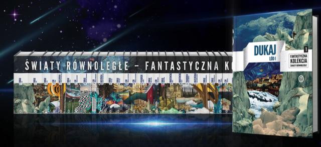 Światy Równoległe – rusza kolekcja polskiej fantastyki
