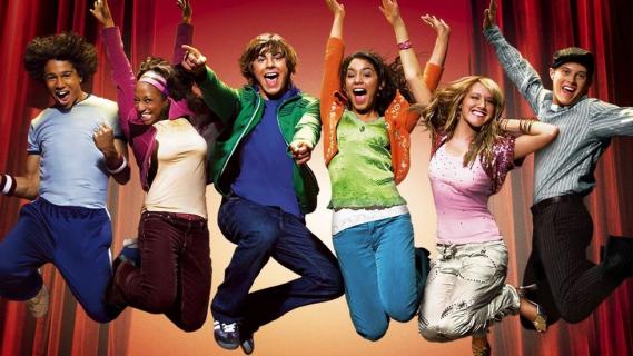 Powstanie High School Musical 4