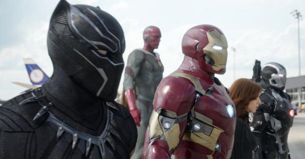 Kapitan Ameryka: Wojna bohaterów – recenzja Blu-ray