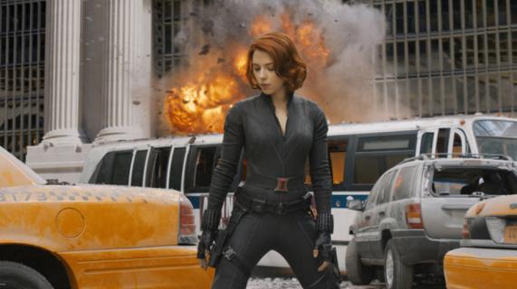 Solowy film o Black Widow, Sharon Stone w Marvelu, a Thor: Ragnarok może być Hulkiem 1.5