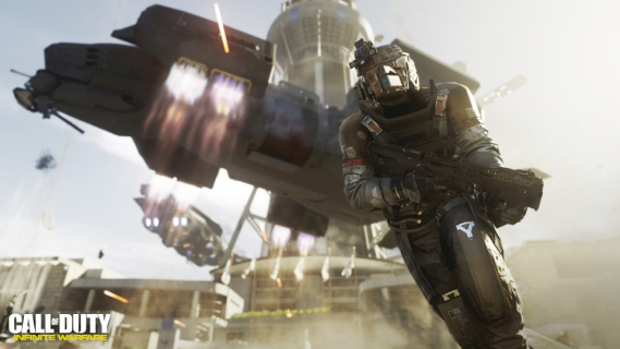 Nocna premiera Call of Duty: Infinite Warfare. Gdzie kupimy grę?