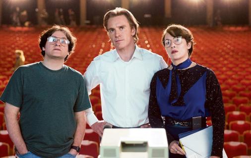 Steve Jobs – recenzja Blu-ray