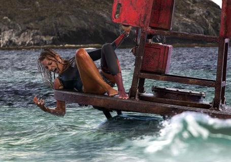 Nowy zwiastun filmu 183 metry strachu z Blake Lively