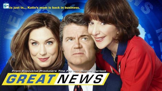 Great News: sezon 1, odcinek 1 i 2 – recenzja
