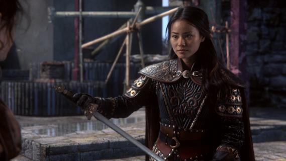 Jamie Chung w serialu X-Men. Zagra postać znaną z filmów