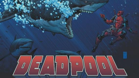 Zobacz pojedynek Deadpool vs Daredevil na planszach z komiksu