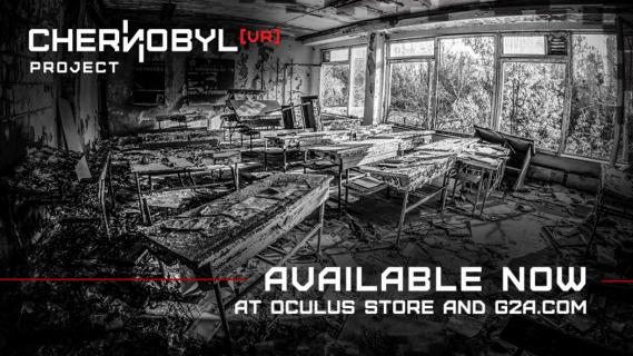 Chernobyl VR Project z datą premiery na HTC Vive