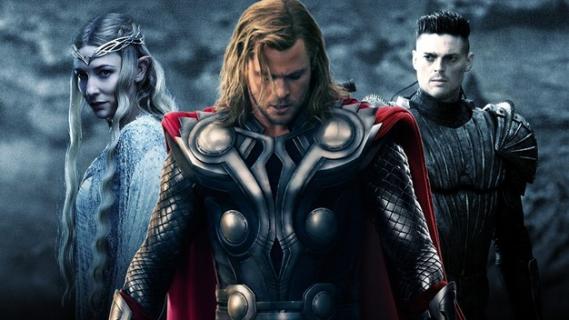 Chris Hemsworth na planie Thor: Ragnarok. Zobacz wideo