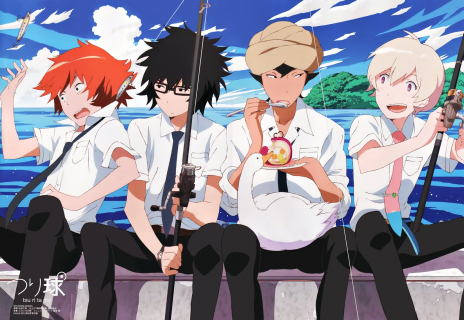 Seriale anime na wakacje